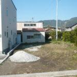 【29】売土地 静岡市清水区由比